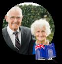 Bert and Lida Assen