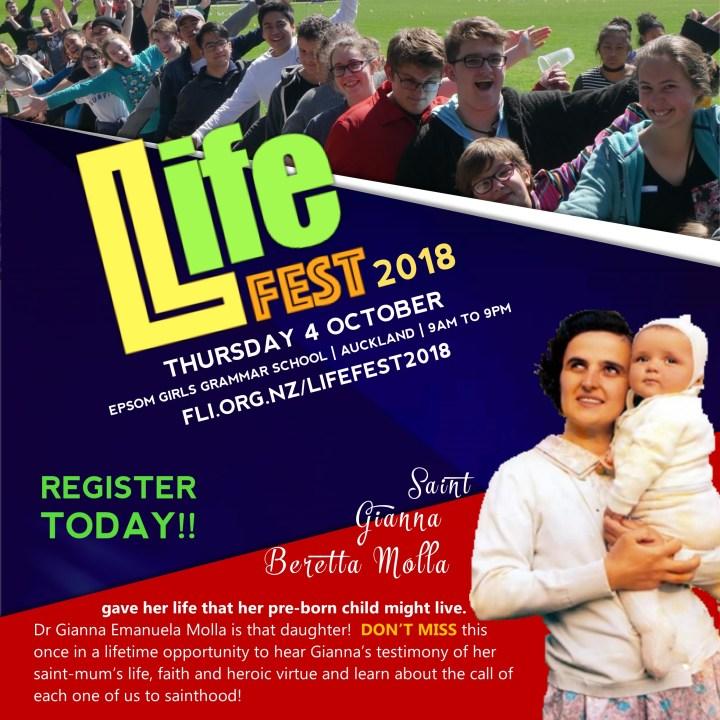 LifeFest 2018