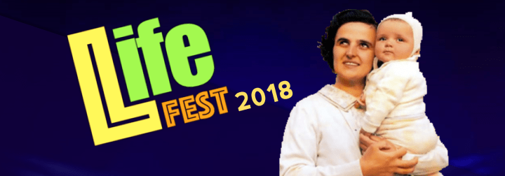 LifeFest Youth Conference 2018