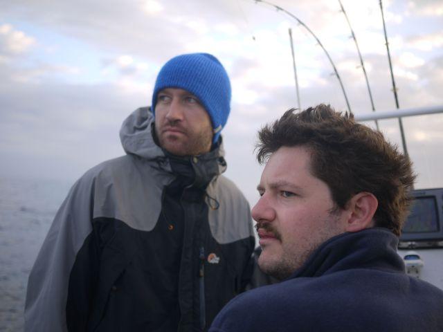 Some serious winter Kingfishing....