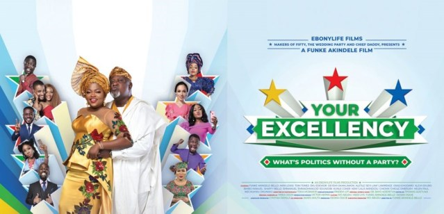 Ebonylife's Your Excellency
