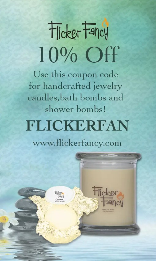Flicker Fancy Coupon Card
