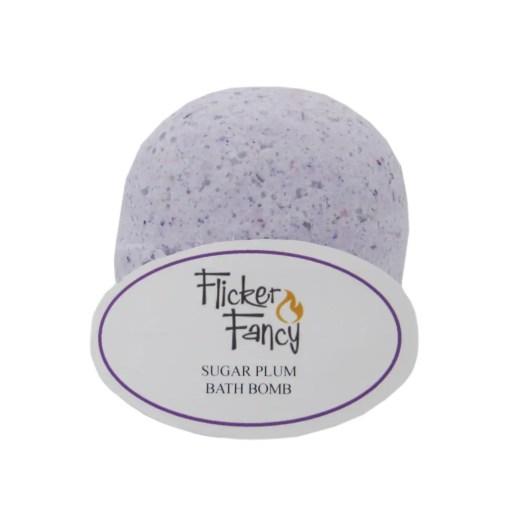 Flicker Fancy Bath Bomb