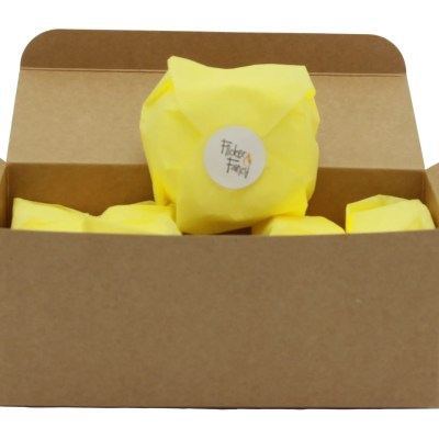 Energize shower bomb refill pack