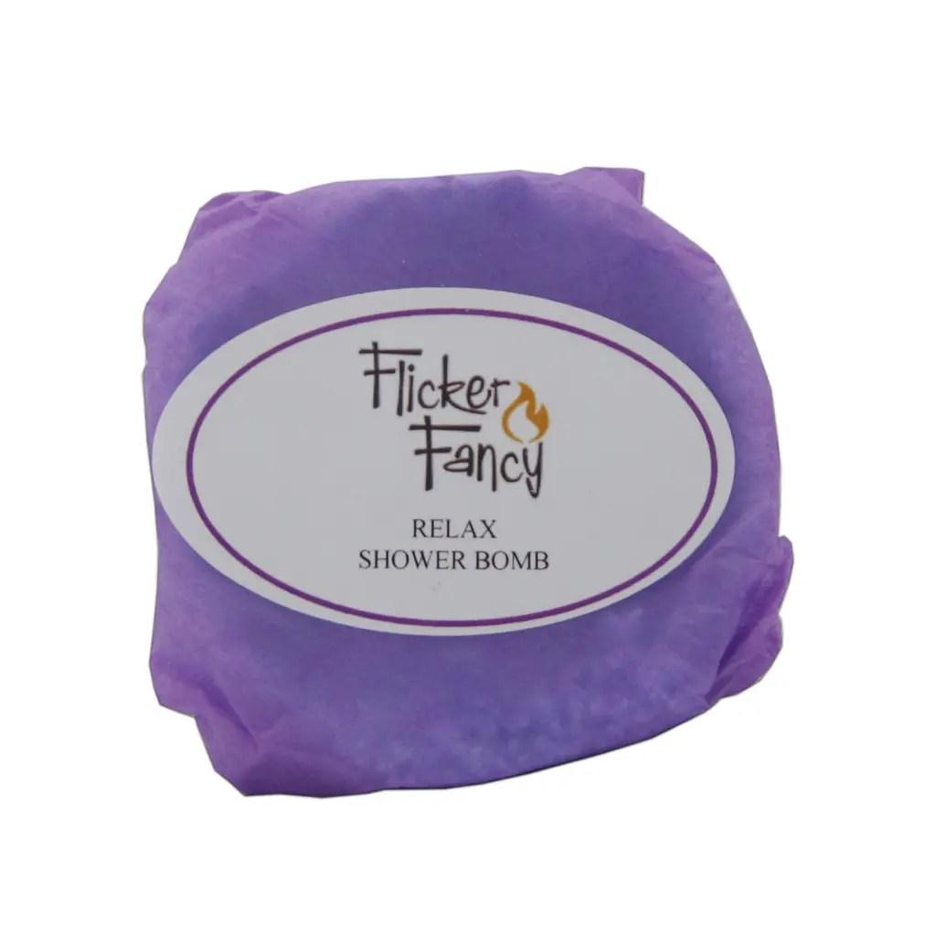 Flicker Fancy Shower Bomb