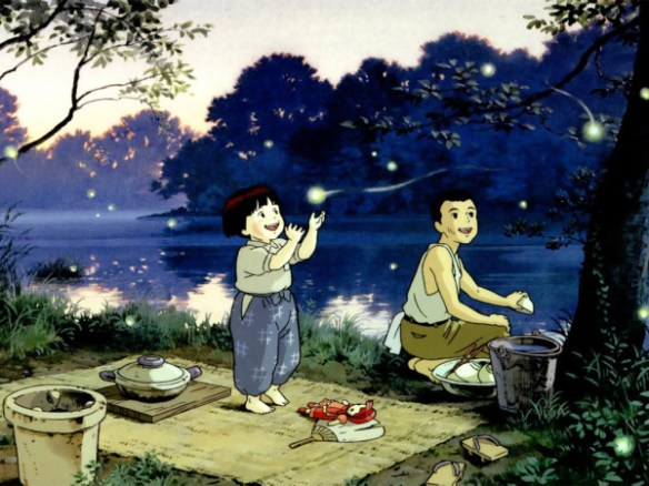 Grave of the Fireflies 1