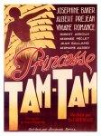 princesse-tam-tam poster