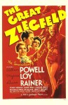 the great ziegfeld  poster
