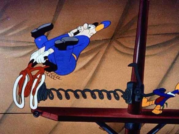 dizzy acrobat