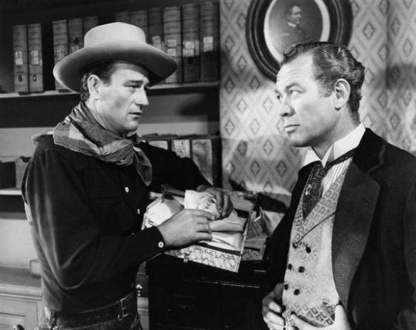 John-Wayne-and-Ward-Bond-in-Tall-in-the-Saddle-1944