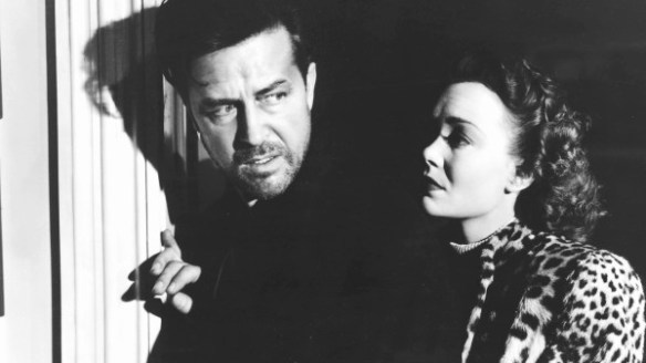 The Lost Weekend (Left-Right) Ray Milland and Jane Wyman © Universal Studios