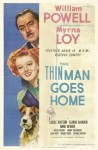 thin man goes home poster