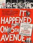 happened on 5th avenue poster