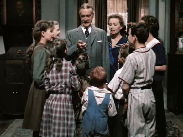 Cheaper by the Dozen (1950) 4