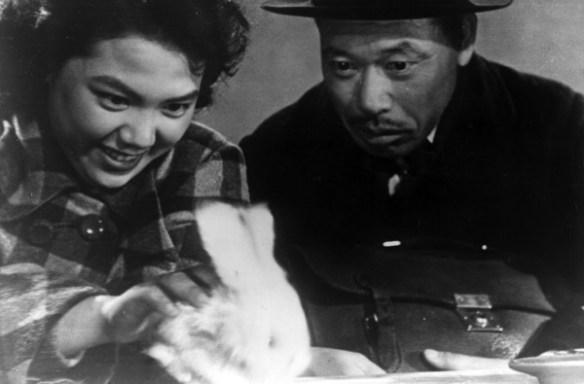 still-of-takashi-shimura-in-ikiru-(1952)