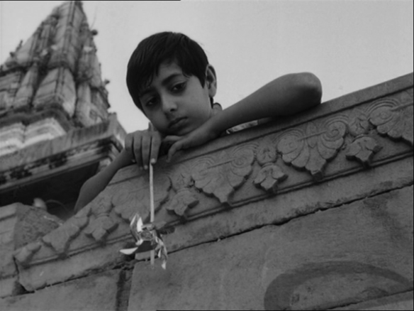 Still form the Bengali Movie Aparajito (The Unvanquished), Directed by Satyajit Ray - 1956