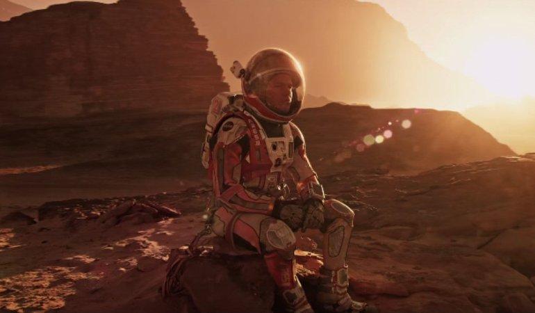 The Martian (2014)