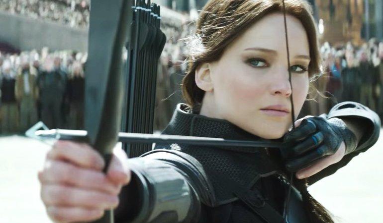 TRAILER PARK – The Hunger Games: Mockingjay Part 2