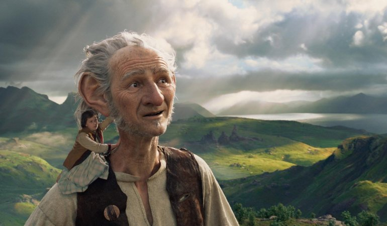 CANNES 2016 – The BFG (2016)