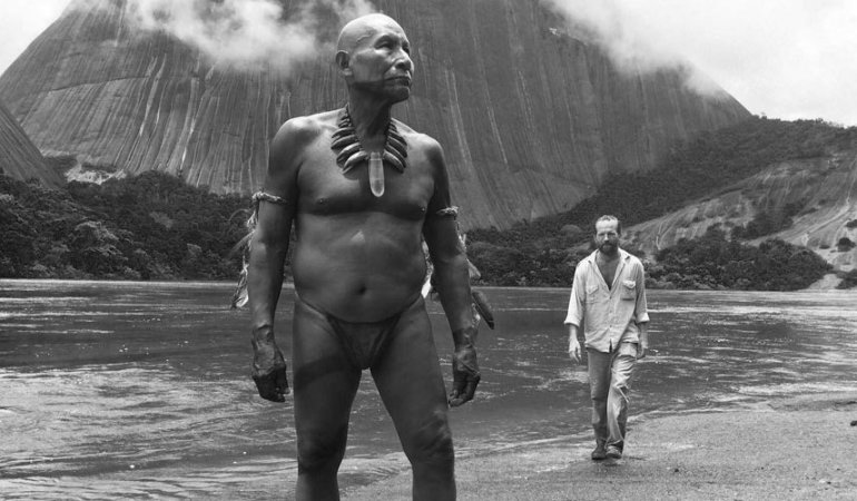Embrace of the Serpent (2016)