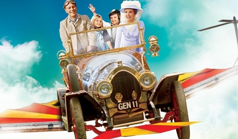 Classic Cracker: Chitty Chitty Bang Bang (1968)