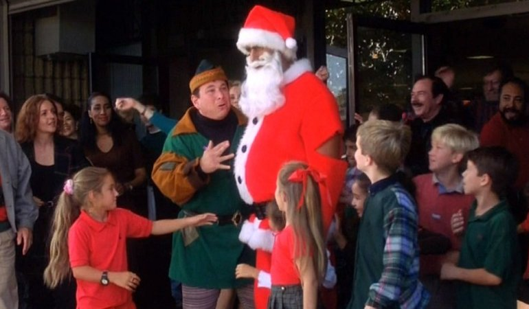 Christmas Cracker: Santa With Muscles (1996)
