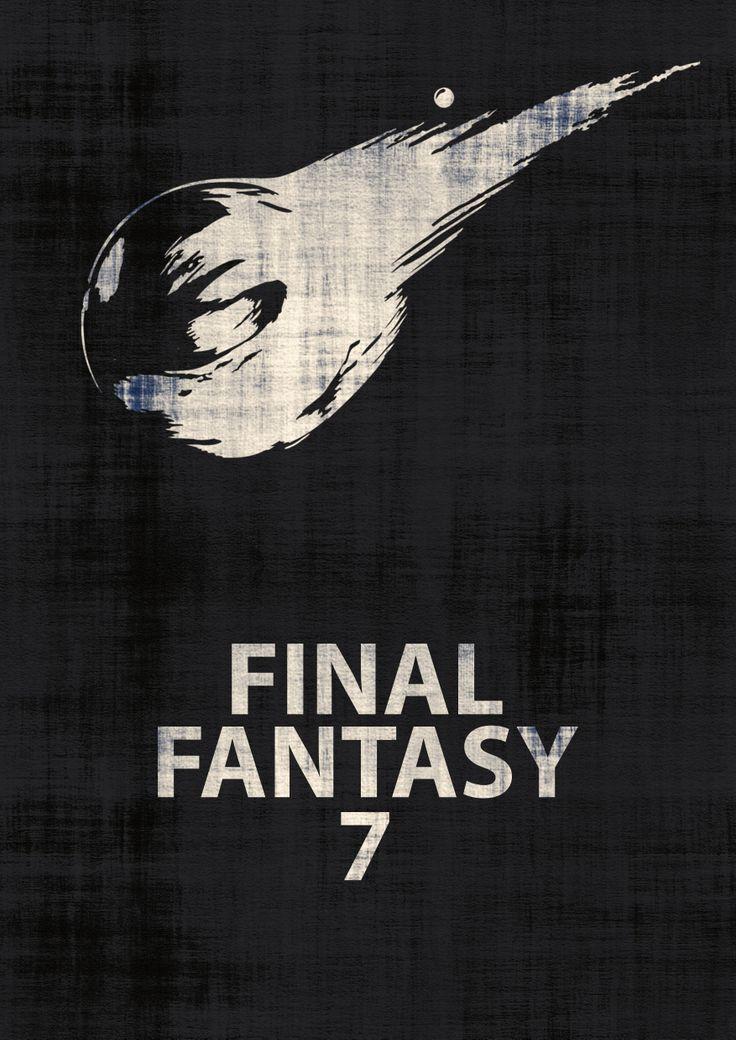 Final Fantasy VII (1997).