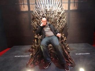 Iron Throne - Nailed it!
