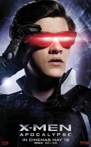X-Men Cyclops Character Banner