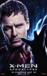 X-Men Magneto Character Banner