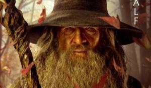 Ian McKellen - Gandalf The Hobbit