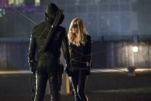 Arrow and Black Canary