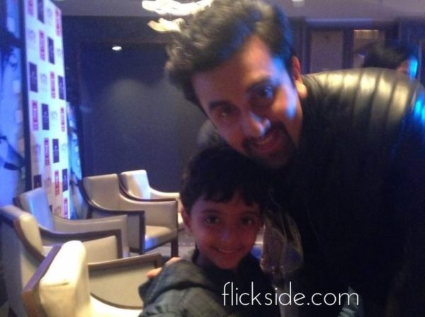 What is it Like to Meet Ranbir Kapoor?