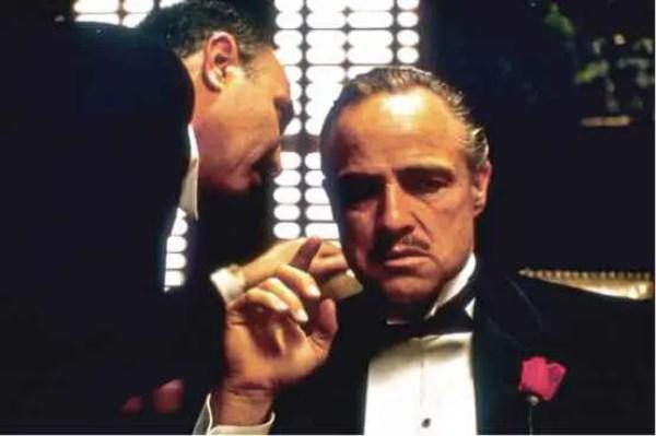 Godfather book film