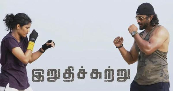 Irudhi Suttru tamil movie