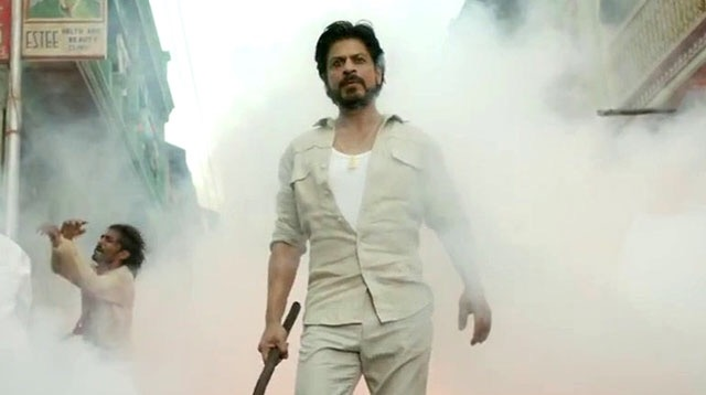 Raees review shahrukh khan