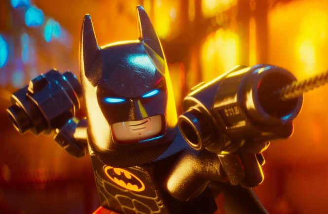 lego batman review movie