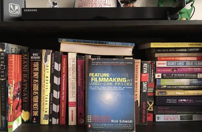 Must read books filmmakers