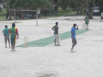 The Flicx Pitch at Vanuatu