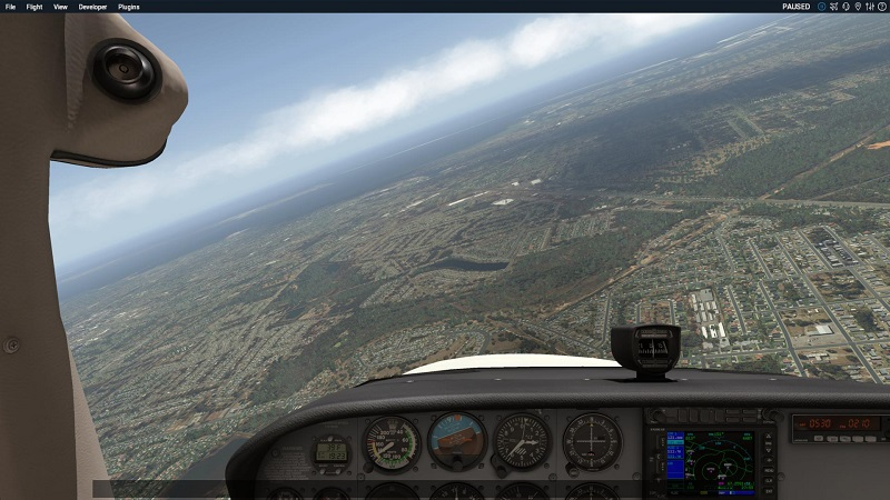XP11:  Darken Projected Cloud Shadows on the Ground with this Tweak