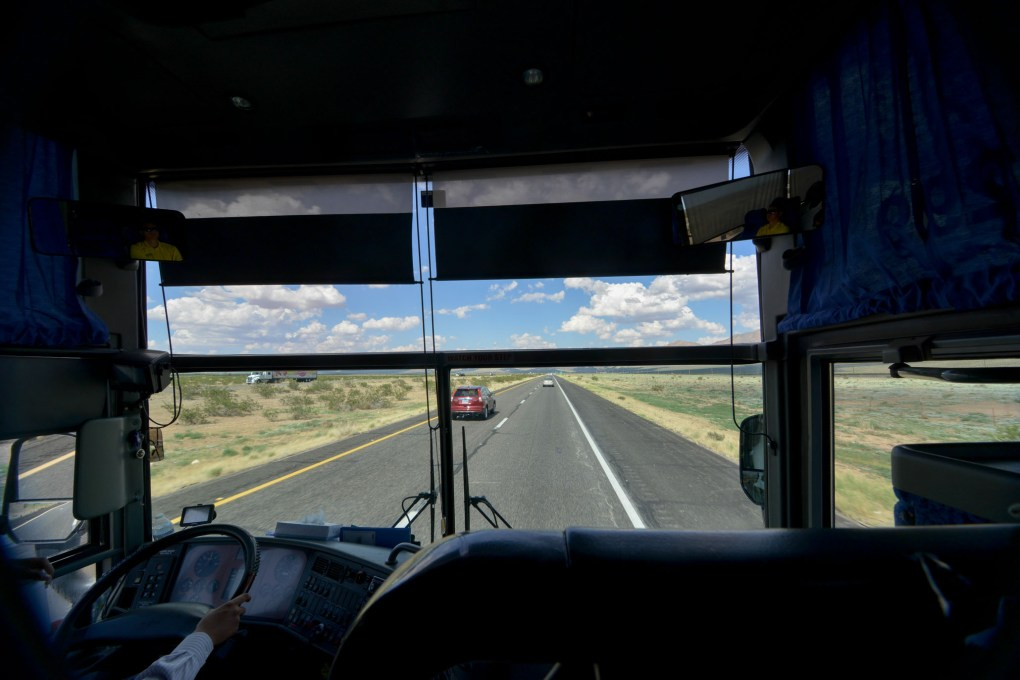 TakeTours Busride LA to Bryce Canyon