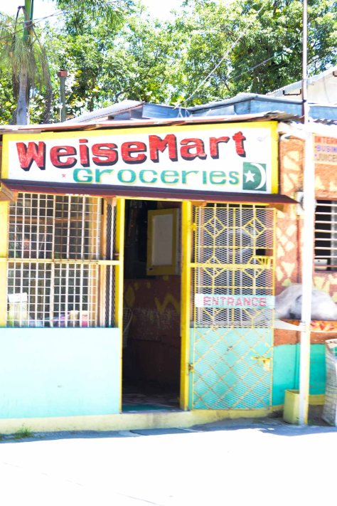 Weise Mart Groceries Negril Jamaica