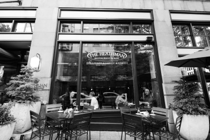The Heathman Restaurant & Bar, Portland Oregon