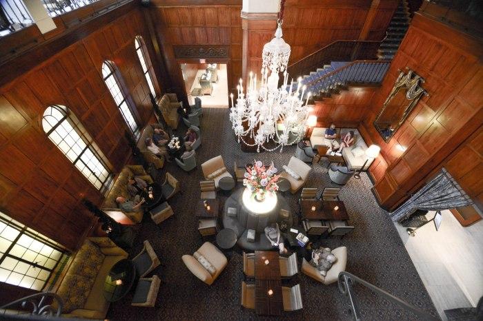 The Heathman Hotel, Downtown Portland