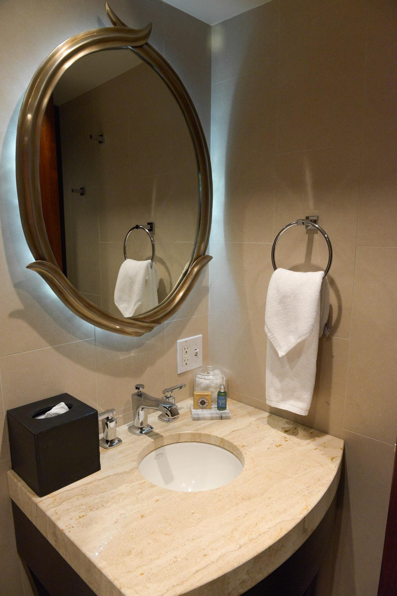The Heathman Hotel Portland Guest Bathroom