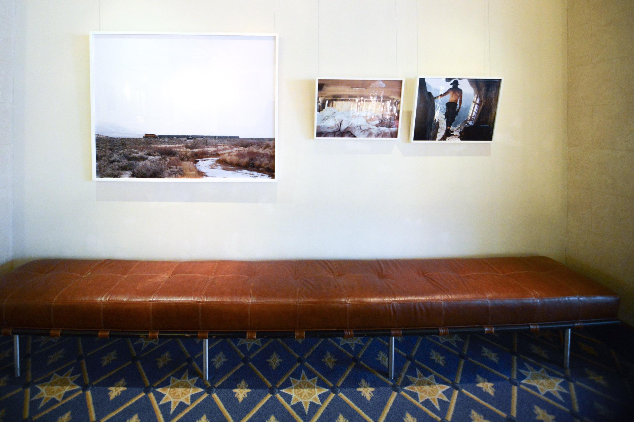 The Heathman Hotel Portland Photo Exhibit