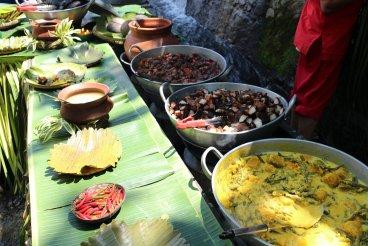 Lunch @ Villa Escudero