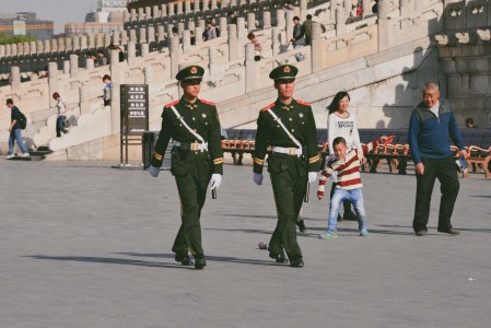 Forbidden City Guards