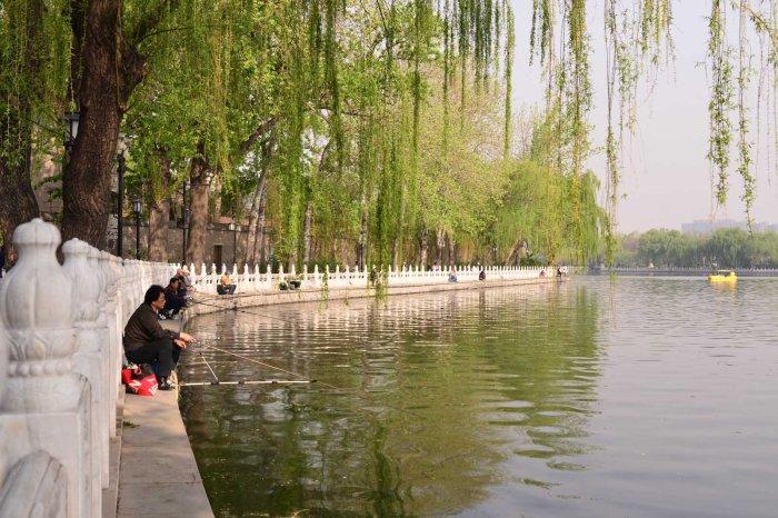 In and Around Hou Hai Lake, Beijing China