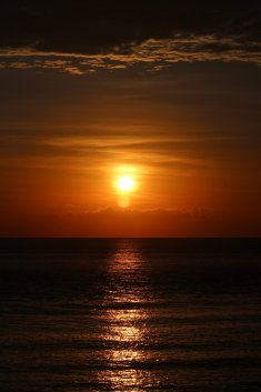 Sun Rise in Amed